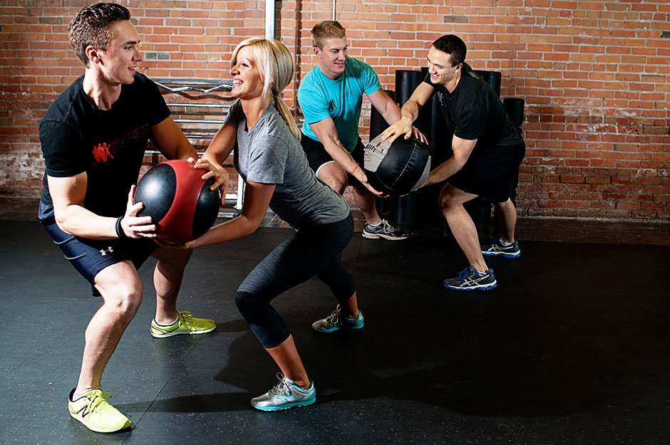 exercise and group training Group exercise trainers need a class template they can easily adjust at the last minute one that works with all student experience and ability levels.