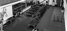 KEY FITNESS STUDIO
